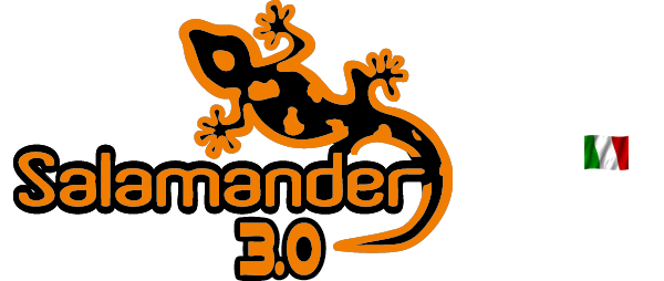 Salamander 3.0 logo